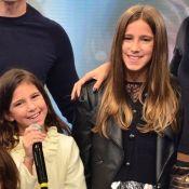 Rodrigo Faro e Vera Viel exaltam filhas Clara e Maria em aniversário: 'Riquezas'