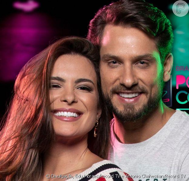 DR elimina Kamilla e Elieser pela 2° vez no 'Power Couple' agita web: 'Tomados'