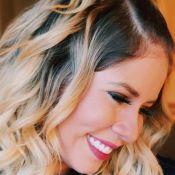 Grávida, Marília Mendonça se define na web: 'Sou a mulher mais feliz do mundo'
