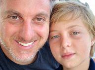 Filho de Huck e Angélica vai para quarto após acidente e operação: 'Evolução'