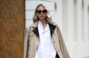 5 jeitos estilosos de usar a clássica camisa branca. Inspire-se nos looks!