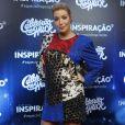 Grávida de 9 meses, Luiza Possi se despediu temporariamente dos palcos