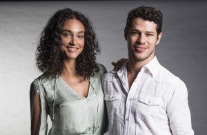 Debora Nascimento e João Vicente de Castro vivem romance sem rótulos. Saiba mais