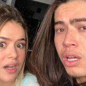 Whindersson Nunes surpreende fãs ao postar foto com Maisa: 'quem é quem?'