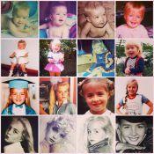 Angélica, Manu Gavassi e famosos mostram fotos de quando eram crianças. Veja!