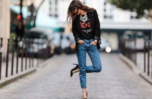 10 looks para você colocar a calça jeans para jogo no trabalho