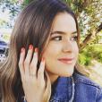 Maisa Silva surpreendeu internautas ao contar que iria casar: 'Estou noiva e muito feliz'