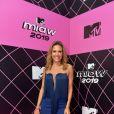 MTV Miaw: luisa Mell de look tomara que caia com franjas