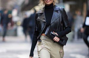 10 looks com calça cargo para você usar ainda no inverno