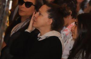 O adeus a João Gilberto! Família e famosos se despedem do cantor em velório
