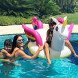 Juliana Paes não abre mão de ficar com os filhos em momentos longe do set de 'A Dona do Pedaço'