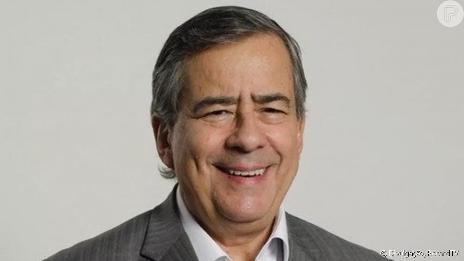 O jornalista Paulo Henrique Amorim morreu aos 76 anos nesta quarta-feira, 10 de julho de 2019