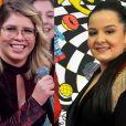 Marilia Mendonça ganha comentário divertido de Maiara sobre look nesta quarta-feira, dia 10 de julho de 2019