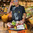 Felipe Araújo afirmou que passou mal enquanto estava indo comprar pamonha
