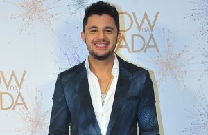 Pai de Cristiano Araújo se emociona ao ver neto seguindo passos do cantor. Fotos