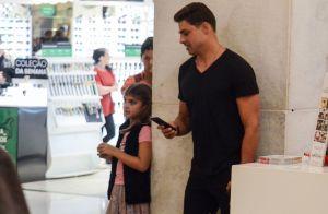 Cauã Reymond ganha elogio de Grazi Massafera em foto com filha deles. Veja!