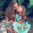 'Linda e sensata', escreveu uma fã sobre Grazi Massafera diante do elogio dela em foto de Cauã Reymond com a filha, Sofia