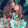 Sofia é filha de Grazi Massafera e Cauã Reymond