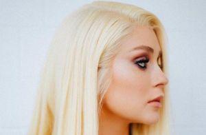 Loira platinada, Marina Ruy Barbosa explica novo cabelo: 'Para trabalho'. Fotos!