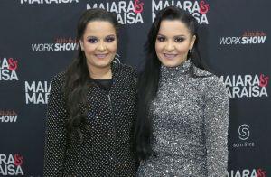 Menos 13 quilos em 1 mês: Maiara e Maraisa comemoram sucesso de dieta