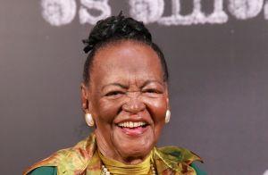 Pioneira, Ruth de Souza morre aos 98 anos e famosos lamentam: 'Deixa legado'