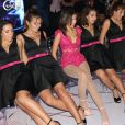 Luana Marquezine dançou com amigas e mostrou desenvoltura ao som de 'Menina Má', hit de Anitta