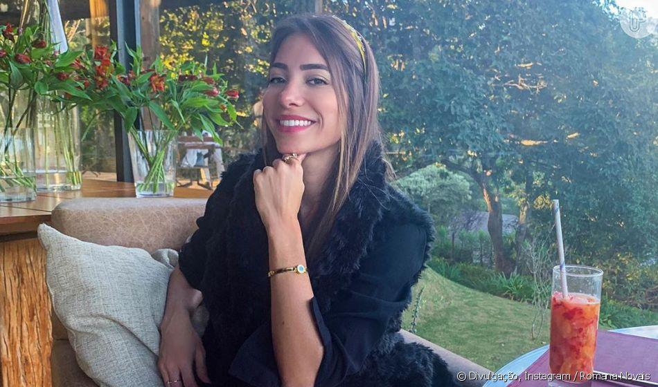Romana Novais atende pedido dos fãs e mostra reação de Alok ao descobrir que será pai