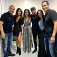 Paula Fernandes encerrou a turnê 'Origens' em Portugal, nesta segunda-feira, 11 de agosto de 2019