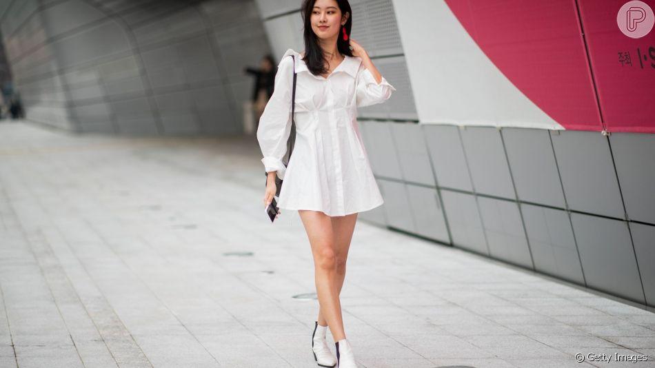 Vestido Com Bota Como Usar A Moda Em 30 Fotos De Muito
