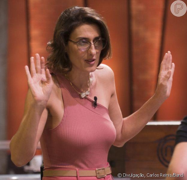 'MasterChef': semifinal tem choro de Paola Carosella e proposta tentadora de Henrique Fogaça