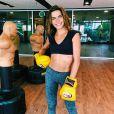 Mariana Goldfarb queria alcançar um corpo perfeito