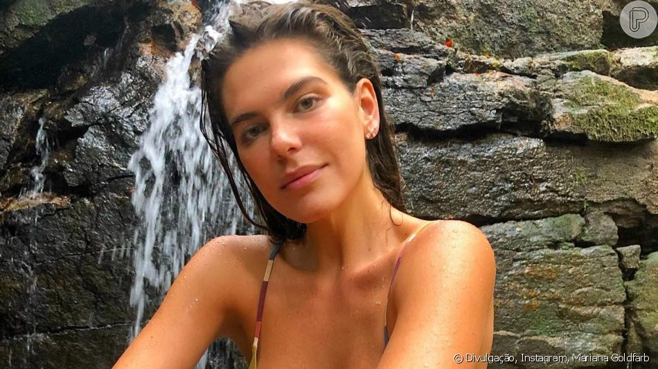 Mariana Goldfarb cita altos e baixos de luta contra anorexia