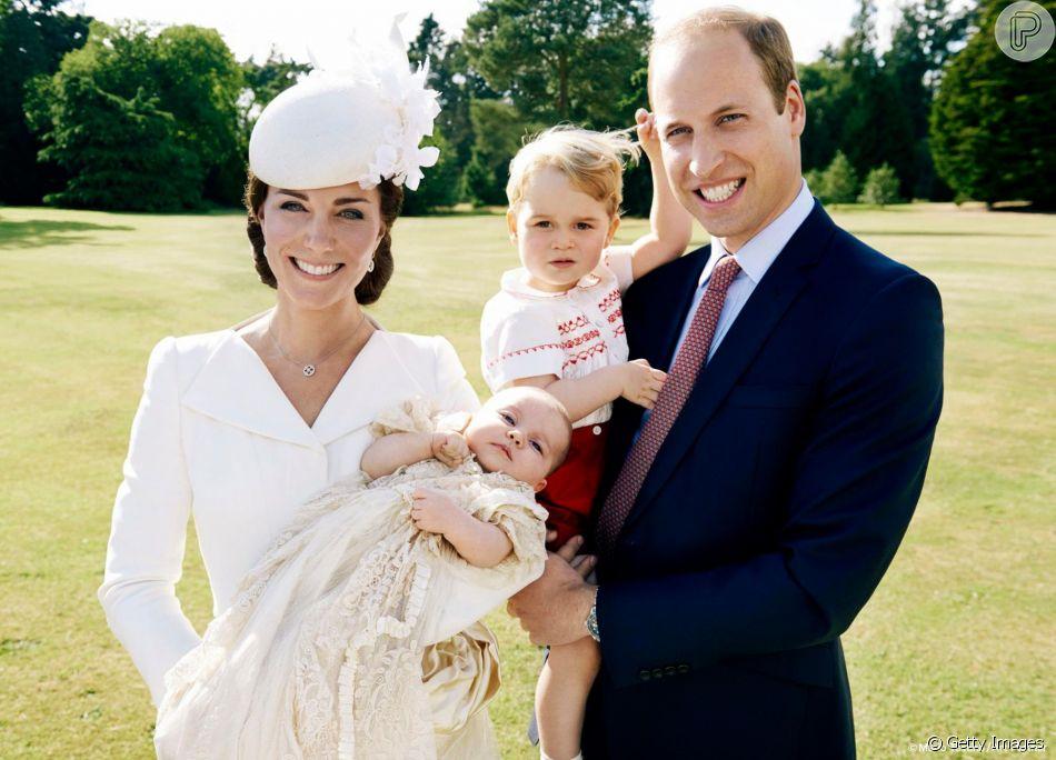 Kate Middleton estaria esperando uma menina