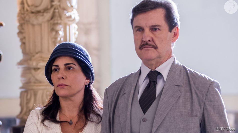 Problemas financeiros assolam família Lemos em nova novela das seis, 'Éramos Seis'