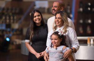 Lorena, do 'MasterChef', defende a filha de críticas na web: 'Não merecia'