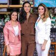 Thais Fersoza participa de evento de beleza nesta quarta-feira, dia 28 de agosto de 2018