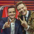 'The Voice Brasil': Michel Teló é tri-campeão e conquistou uma temporada com Leo Pain