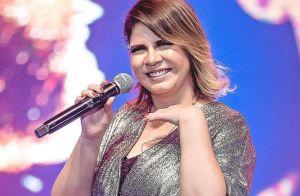 Marília Mendonça alerta sobre perfil de filho no Instagram:'Não tem, nem nasceu'