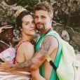 Giovanna Ewbank afasta rumor de não poder engravidar: ' Muita gente acha que eu tenho problemas para engravidar, jornalistas até escreveram isso, mas a verdade é que não estava em meus planos imediatos'