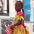 Filha de Giovanna Ewbank, Títi adora maquiagens e penteados estilosos