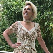 Saiba todos os detalhes do vestido de Ana Maria Braga inspirado em Beyoncé