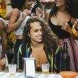 Anitta posou com Vitão e ganhou comentário em foto de clipe: 'Têm química'