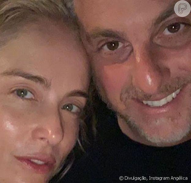 Luciano Huck mostrou um momento de intimidade de sua família neste sábado, 21 de setembro de 2019