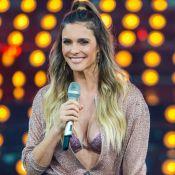 Fernanda Lima lista mudanças no corpo na gravidez: '15 kg, cansaço e enjoo'
