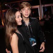 Filho de Huck e Angélica, Joaquim leva namorada para o Rock in Rio. Veja fotos!