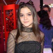 Mel Maia ganhou aliança de João Pedro ao ser pedida em namoro: 'Deixar marcado'