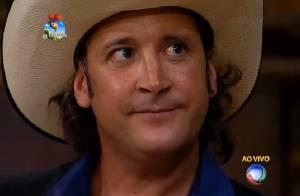 'A Fazenda 7': Roy Rossello é o terceiro eliminado e Marlos Cruz fica no reality