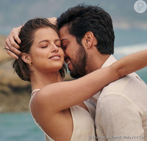 Agatha Moreira e Rodrigo Simas entregam segredo de química no namoro