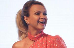 Eliana elogia caçula de Ticiane Pinheiro e manda recado para apresentadora. Veja