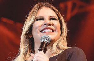 Marília Mendonça elogia foto do parto de Tatá Werneck: 'Que coisa mais linda'